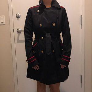 Vince Camino rain trench coat